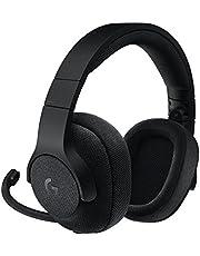 Offerte speciali su Logitech G433 Cuffia con Microfono per Giochi Cablata, Audio Surround 7.1, per Pc, Xbox One, PS4, Switch, Dispositivi Mobili, Nero e molto altro