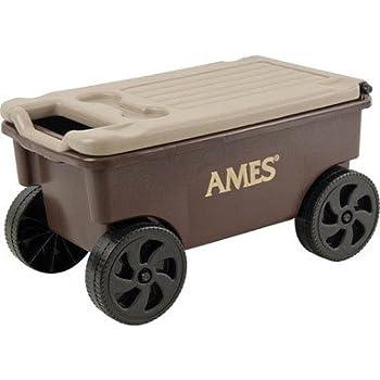 Amazon.com: Carrito enrollador de manguera 2380500 Ames ...