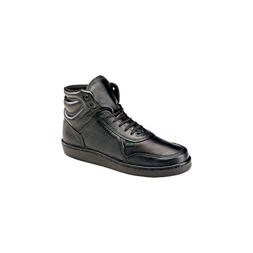 Thorogood Mens Street Black Leather Athletics Boots Code 3 Mid