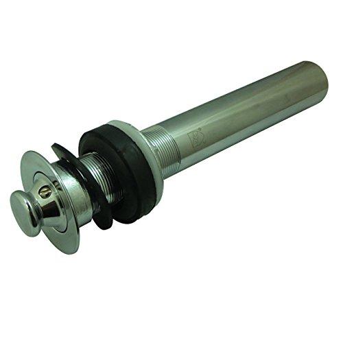 Kingston Brass EV3001 Fauceture Lift and Turn Vessel Sink Drain, Chrome