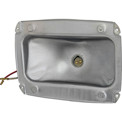 1965 Tail Light - MACs Auto Parts 44-38080 - Mustang Economy Tail Light Housing