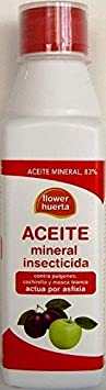 Aceite mineral insecticida 250 ml