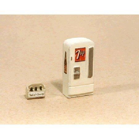- HO Upright Soda Machine/Case JLI732