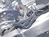 89-07 KAWASAKI KX250: Works Connection Rear Brake Caliper Guard (NATURAL)