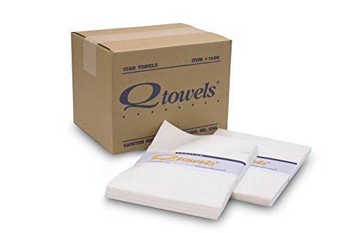 Qtowels (Case of 1500)
