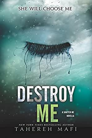 Amazon.com: Destroy Me (Shatter Me Book 1) eBook: Mafi, Tahereh: Kindle  Store