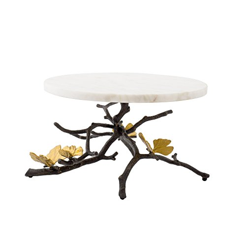 - Michael Aram Butterfly Gingko Cake Stand (footed cake plate/ pedestal server)