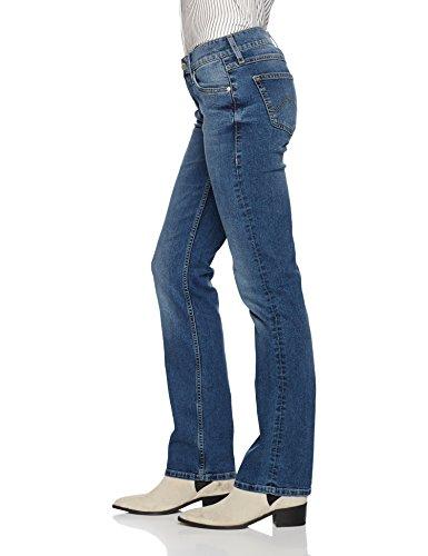 Jeans Girls Blu A Oregon 071 Gamba Donna Mustang Dritta stone BpaqWRcp