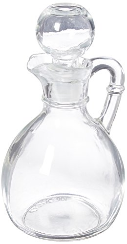 Libbey Glassware 75305 Cruet, 6 oz. (Pack of 12) by Libbey