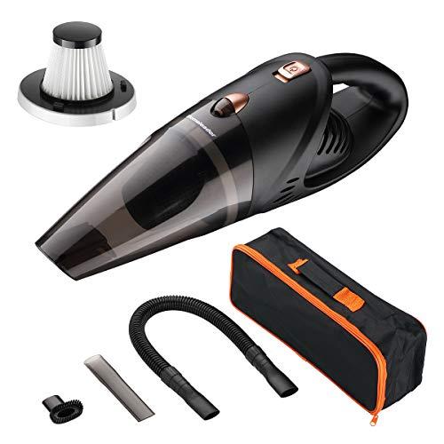Homeleader Cordless Handheld Car Vacuum Cleaner, 3.8KPA Repl