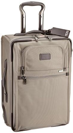 Amazon Com Tumi Luggage Alpha International Zippered