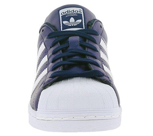 S75875 sportive adidas Scarpe Superstar marine Bleu OqxwAZ5Bpx