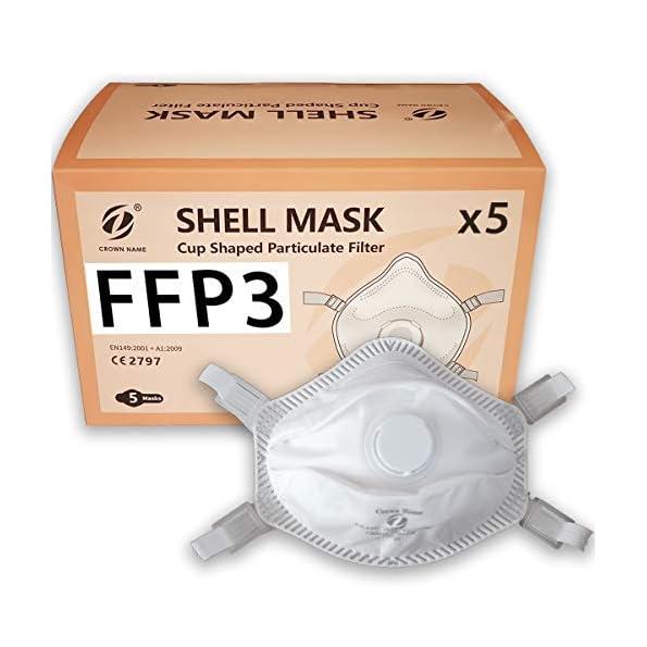 5X-FFP3-Atemschutzmasken-gesichtsschutzmasken-mit-ventil-CE-Zertifiziert-Packung-mit-5-Masken