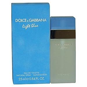 Light Blue by Dolce & Gabbana for Women Eau De Toilette Spray, 0.84-Ounce