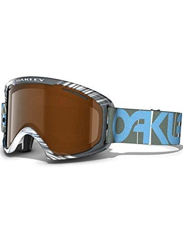 BLK esquí Gafas Oakley de O2 Skibrille 1242 SERIES IR XL BFF8a1