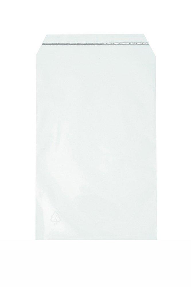 Cellophanbeutel 130 x 185 mm für DIN B6 Cellophanhüllen 100 Cellophantütchen