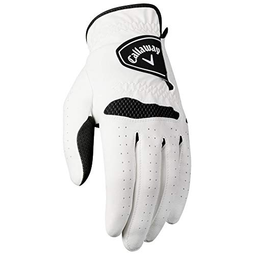 Callaway Men's Xtreme 365 Golf Gloves (Pack of 2), Medium/Large, Right Hand ()