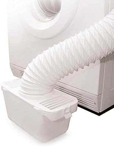 White Knight ECO43AS Tumble Dryer Condenser Vent Kit Box With Hose