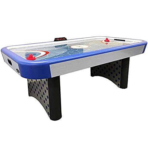 Imperial Air Hockey Table, Playmaker - 7 Foot - Power Air Hockey