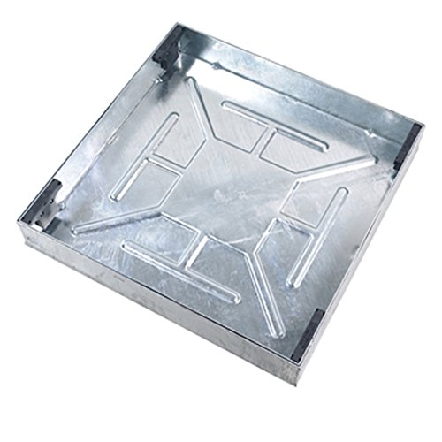 CLKS 791R/100. 600 X 600 X 100mm Recessed Manhole Cover For Patios, Driveways, Block Paving & Flagging