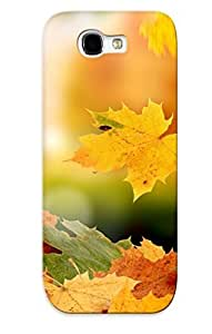Cute High Quality Galaxy Note 2 Nature Leaves Autumn Fall Seasons Case Provided By Storydnrmue
