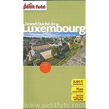 LUXEMBOURG 2015 + PLAN DE VILLE