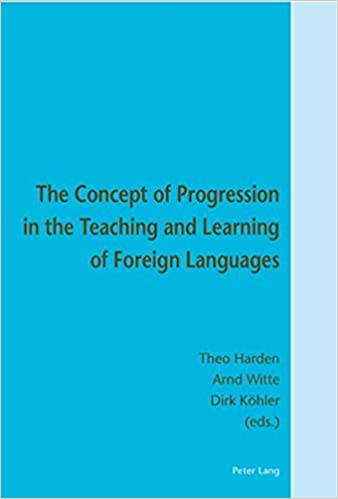 The Concept of Progression in the Teaching and Learning of