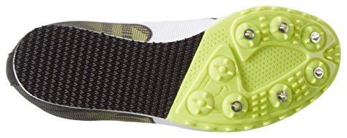 Puma Evospeed Star 5 Junior - Zapatillas de deporte Unisex Niños Amarillo (Safety Yellow-puma Black-puma White 03)
