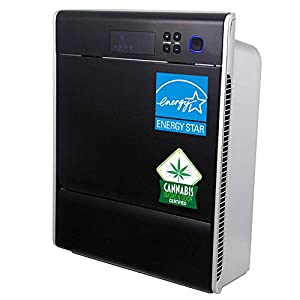 Asept-Air LIFE CELL 2550 5-Stage Ultimate HEPA & CARBON Air Purifier. Includes a Washable Antimicrobial Prefilter, a 2…