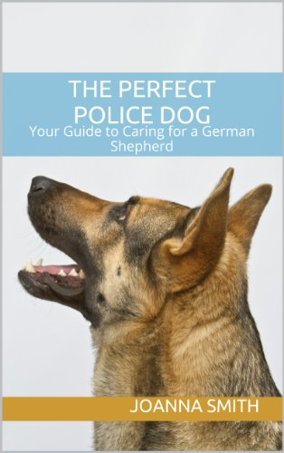The Perfect Police Dog: Your Guide to Caring for a German Shepherd