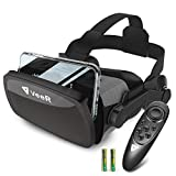 VeeR Falcon VR Headset, Eye Protected Virtual Reality...