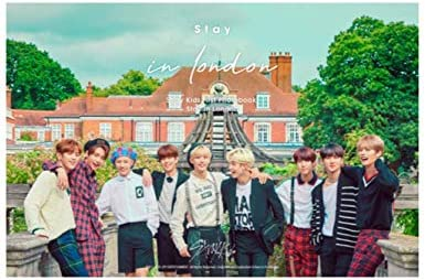 Stray Kids First Photobook StrayKids Stay in London