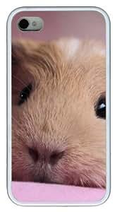 amazing iphone 6 plus 5.5 case Guinea pig 2 TPU White for Apple iphone 6 plus 5.5