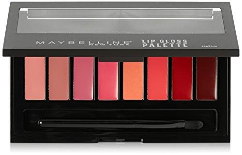 Gloss Palette - Maybelline New York Lip Gloss Palette