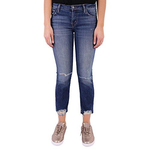 JBrand Femme JB001231SELENAJ43514 Bleu Coton Jeans
