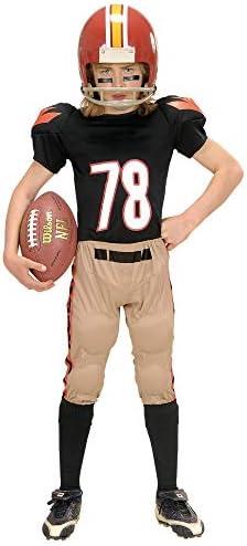 WIDMANN Desconocido Disfraz de jugador de fútbol americano para ...
