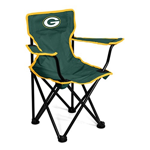 Logo Brands NFL Green Bay Packers Toddler Chair, One Size, Hunter