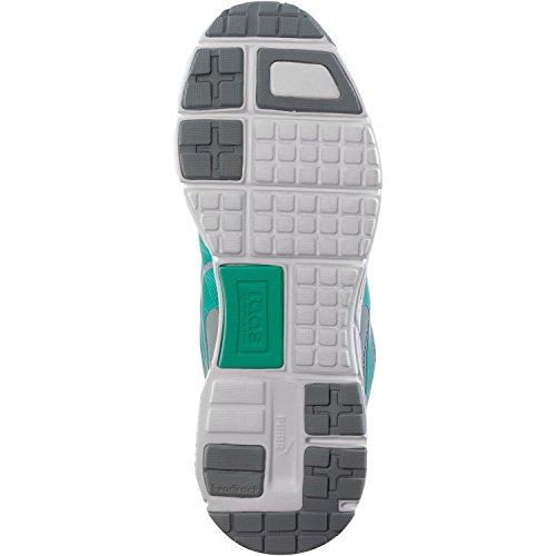 adidas Essence 11, Sports en el baño–Zapatos de hombre, azul y amarillo, 9 1/2