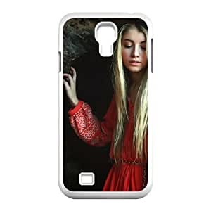 Samsung Galaxy S4 9500 Cell Phone Case White Kayla Dawn Kayla Dawn Sqsbm
