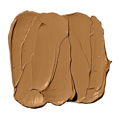 e.l.f, Flawless Finish Foundation, Lightweight, Oil-free formula, Full Coverage, Blends Naturally, Restores Uneven Skin Textures and Tones, Linen, Semi-Matte, SPF 15, All-Day Wear, 0.68 Fl Oz