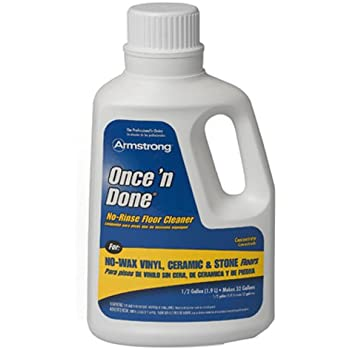 Amazon Com Mannington Rinse Free Cleaner 32oz For Vinyl
