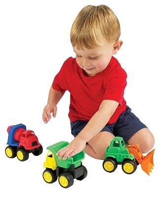 Kidoozie Little Tuffies Trucks by iPlay