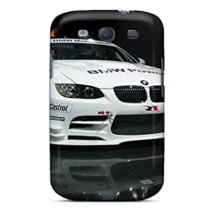 High-quality Durable Protection Case For Galaxy S3(white Bmw M3)