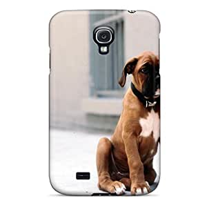 For Galaxy S4 Premium Tpu Case Cover I Want A Buddy Protective Case
