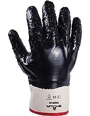 Showa 7166 Fully Coated Nitrile Glove