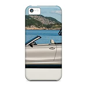 Hot LqW5014GXLe Case Cover Protector For Iphone 5c- Bmw 1 Series Convertible Side View