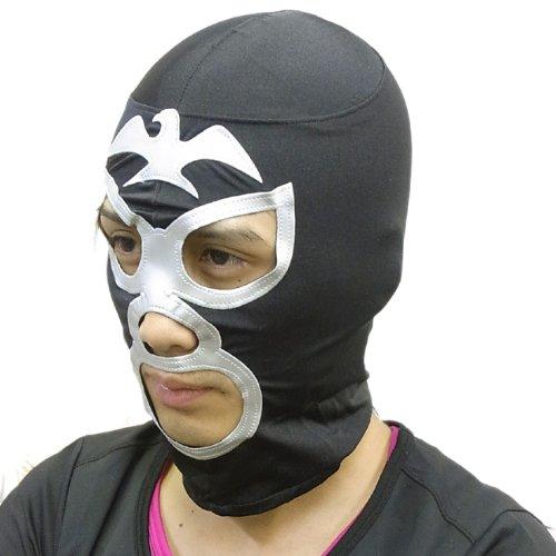 [Villain Shocker Rider mask black black one-size-fits-all] (Easy Male Villain Costumes)