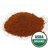 Ghost Chili Pepper Powder 400M H.U. Organic - capsicum annum, 1 lb