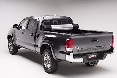 BAK Industries Revolver X2 Hard Roll-up Truck Bed Cover 39427 2016-18 Toyota Tacoma 6' with Track System - Bak Industries Roll