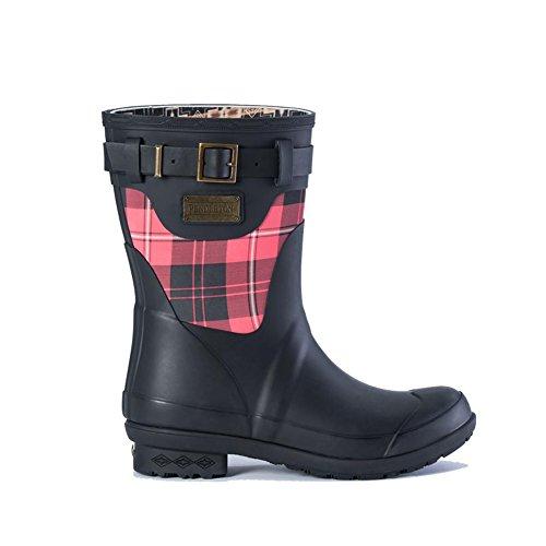 Cunningham Heritage Short Boot Scarlet Women's Pendleton 4wZFq8T